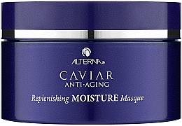 Perfumería y cosmética Mascarilla capilar hidratante con manteca de karité y extracto de caviar - Alterna Caviar Anti-Aging Replenishing Moisture Masque