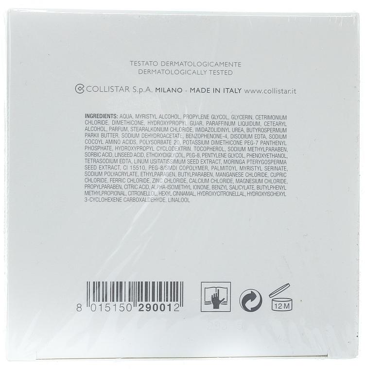 Mascarilla capilar con extracto de lino y moringa - Collistar Supernourishing Restorative Mask — imagen N2