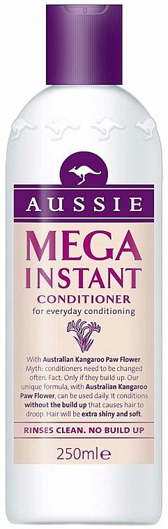 Acondicionador de cabello con extracto de eucalipto australiano - Aussie Mega Instant Conditioner — imagen N1