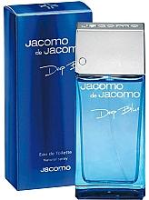 Perfumería y cosmética Jacomo Jacomo De Jacomo Deep Blue - Eau de toilette