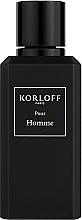 Perfumería y cosmética Korloff Paris Pour Homme - Eau de parfum