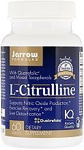 Perfumería y cosmética Complemento alimenticio en cápsulas de L-citrulina - Jarrow Formulas L-Citrulline