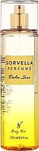 Perfumería y cosmética Bruma corporal perfumada - Sorvella Perfume Dolce Love