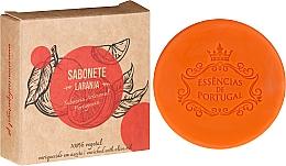 Perfumería y cosmética Jabón natural, naranja - Essencias De Portugal Living Portugal Orange