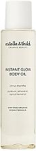 Perfumería y cosmética Aceite corporal hidratante con jojoba, argán y albaricoque - Estelle & Thild Citrus Menthe Citrus Menthe Instant Glow Body Oil