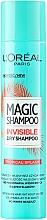 Perfumería y cosmética Champú seco en spray voluminizador con aroma a frutas exóticas - L'Oreal Paris Magic Shampoo Tropical Splash
