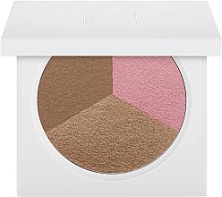 Perfumería y cosmética Colorete facial compacto - Ofra California Dream Triangle