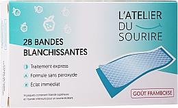 Perfumería y cosmética Bandas blanqueadoras dentales con sabor a frambuesa - L'Atelier Du Sourire