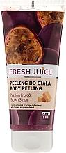 Perfumería y cosmética Exfoliante corporal con maracuyá & azúcar morena - Fresh Juice Passion Fruit & Brown Sugar