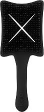 Perfumería y cosmética Cepillo paleta, negro - Ikoo Paddle X Pops Beluga Black