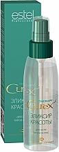 Perfumería y cosmética Elixir para cabello con aceite de argán y vitamina E - Estel Professional Curex Therapy Elixir