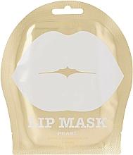 Perfumería y cosmética Mascarilla labial de hidrogel con extracto de perla - Kocostar Pearl Lip Mask
