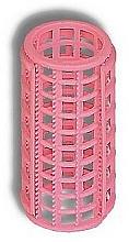 Perfumería y cosmética Rulos de plástico para cabello 30mm, rosa - Donegal Hair Curlers