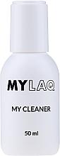 Perfumería y cosmética Desengrasante de uñas, híbrido - MylaQ My Cleaner