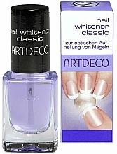 Perfumería y cosmética Esmalte blanqueador de uñas - Artdeco Nail Whitener Classic