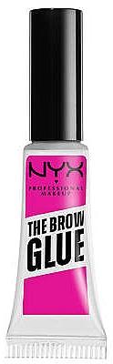 Gel fijador de cejas - NYX Professional The Brow Glue Instant Brow Styler