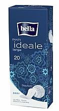 Perfumería y cosmética Salvaslips Panty Ideale Ultra Thin Large Stay Softi 20 uds. - Bella