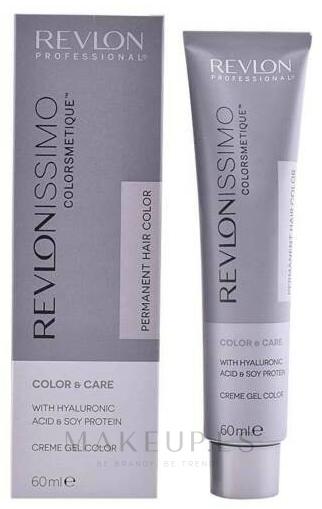 Crema gel coloración permanente para cabello - Revlon Professional Revlonissimo Color & Care Technology XL150 — imagen 7SN - Medium Blonde