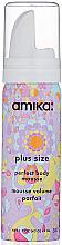 Perfumería y cosmética Mousse para cabello con extracto de espino amarillo - Amika Plus Size Perfect Body Mousse