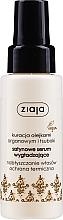 Perfumería y cosmética Sérum para cabello con aceite de argán - Ziaja Serum