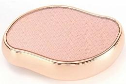 Perfumería y cosmética Lima de pedicura, dorada - Deni Carte Foot File Glass Exclusive Gold