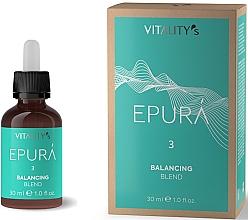 Perfumería y cosmética Concentrado equilibrante de cabello con extracto de sauce - Vitality's Epura Balancing Blend