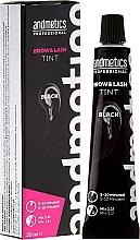 Perfumería y cosmética Tinte para pestañas y cejas - Andmetics Brow & Lash Tint