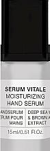Perfumería y cosmética Sérum de manos hidratante con extracto de algas - Alessandro International Spa Serum Vitale Moisturizing Hand Serum
