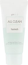 Perfumería y cosmética Espuma facial limpiadora con extracto de hamamelis - Heimish All Clean Green Foam pH 5.5 (mini)