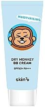 Perfumería y cosmética BB crema con extracto de piña y papaya - Skin79 Animal BB Cream Dry Monkey
