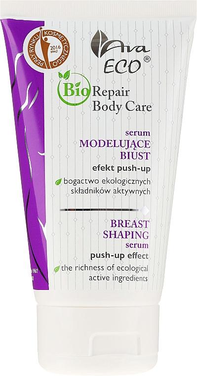 Sérum reafirmante hidratante para volumen y forma del busto con centella asiática - AVA Laboratorium Bio Repair Body Breast Shaping Serum