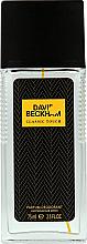 Perfumería y cosmética David Beckham Classic Touch Limited Edition - Desodorante