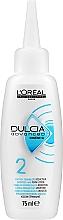 Perfumería y cosmética Líquido de permanente para cabello sensibilizado con ioneno G - L'Oreal Professionnel Dulcia Advanced Perm Lotion 2