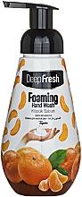 Perfumería y cosmética Espuma de manos con aroma a mandarina - Aksan Deep Fresh Foaming Hand Wash Tangerine