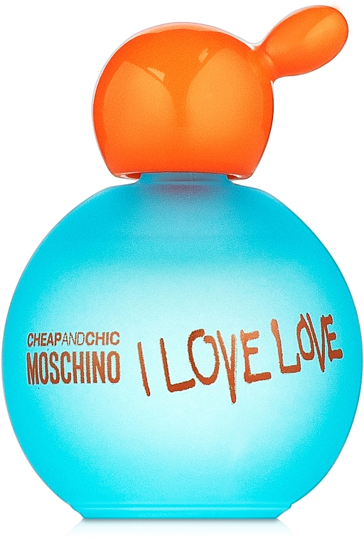 Moschino I Love Love - Eau de toilette (mini)  — imagen N2