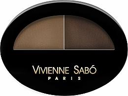 Perfumería y cosmética Sombras de cejas - Vivienne Sabo Brow Arcade