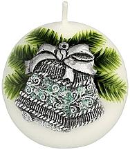 Perfumería y cosmética Vela decorativa, 8 cm - Artman Christmas Bell Candle Ball