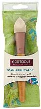 Perfumería y cosmética Brocha aplicadora con cabezal de espuma - EcoTools Foam Applicator