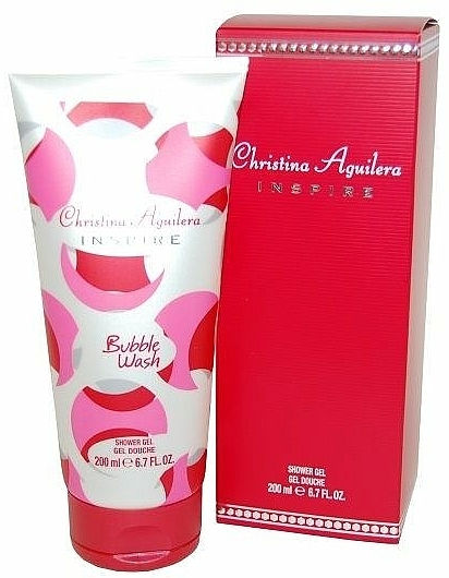 Christina Aguilera Inspire - Gel de ducha perfumado — imagen N1