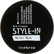 Perfumería y cosmética Cera texturizante de cabello - Inebrya Style-In Water Wax