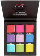 Perfumería y cosmética Paleta de smbras de ojos - Barry M Eyeshadow Palette Neon Brights