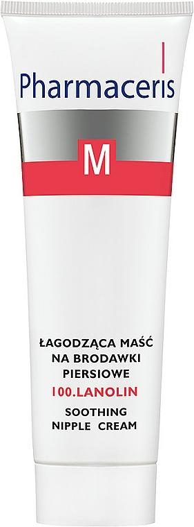 Crema para irritación de pezones de lanolina - Pharmaceris M Soothing Nipple Cream