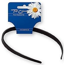 Perfumería y cosmética Diadema, 27697, negra - Top Choice Hair Headband