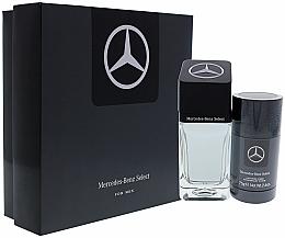 Perfumería y cosmética Mercedes Benz Select Gift Set - Set (eau de toilette/100ml + desodorante stick/75ml)