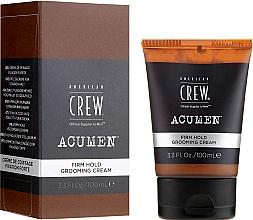 Perfumería y cosmética Crema moldeadora de cabello, fijación fuerte - American Crew Acumen Firm Hold Grooming Cream