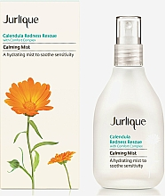 Perfumería y cosmética Bruma facial antirojeces hidratante con extracto de caléndula - Jurlique Calendula Redness Rescue Calming Mist