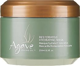 Perfumería y cosmética Mascarilla capilar restauradora e hidratante - Agave Healing Oil Restorative Hydrating Mask