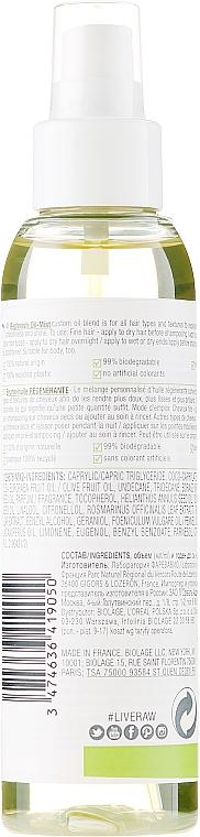 Aceite capilar 100% natural - Biolage R.A.W. Oil Mist — imagen N2