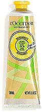 Perfumería y cosmética Crema de manos con 5% manteca de karité y aroma a bergamota - L'Occitane Shea Butter Bergamot Light Hand Cream