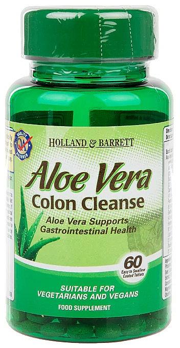 Complemento alimenticio aloe vera - Holland & Barrett Aloe Vera Colon Cleanse